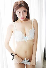 魅妍社夏小秋性感内衣诱惑写真