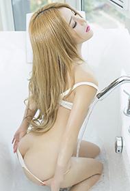 尤果网大胆美女Candy美臀诱惑写真集