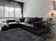 欧式奢华四居室装修图精致大气