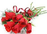玫瑰花花束浪漫唯美素材精选