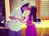 非主流浪漫唯美情侣图片接吻