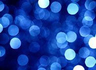 圣诞梦幻光斑背景图