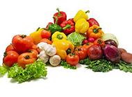 新鲜唯美蔬菜摄影图片