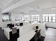 现代简约创意十足的办公室装修效果图