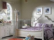 韩式田园卧室图片舒适奢华