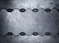 黑色复古金属质感背景图片