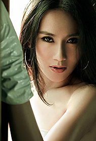 火辣机车美模惊艳魅惑图集