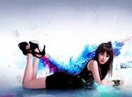 韩国明星美女高清经典桌面壁纸