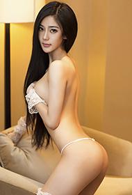 尤果网美女金子熙性感翘臀完美展露
