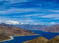 壁纸桌面西藏圣湖羊卓雍措精美风景