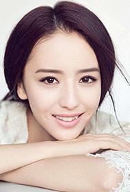 女星佟丽娅纯白唯美高清图片