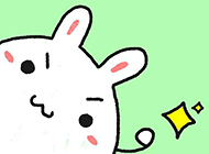 超可爱卡通卖萌图片素材