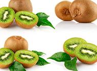十分可爱好吃的奇异果高清图片