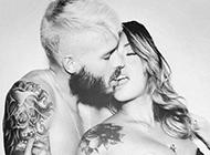 时尚欧美个性情侣纹身图案大全