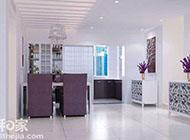 现代简约风格四居室装修设计图