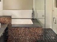 小户型玻璃卫生间装修打造明亮宽敞空间