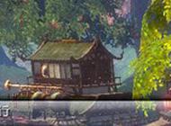 《剑灵》更新后武器看起来更加炫目多彩