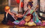 日本经典动漫《死神》高清原画壁纸