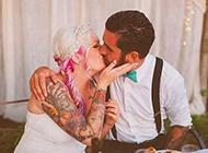 欧美情侣个性手臂纹身图案大全图片