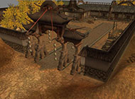 高清江湖志online游戏唯美场景截图