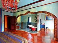 浓郁的蒙古风格家居装修效果图