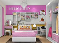 30平米儿童卧室时尚装修效果图