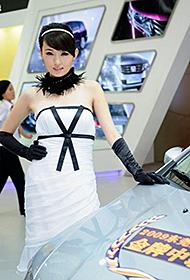 美女车模优雅高贵气质组图