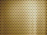 微信金色钢板背景图片高清