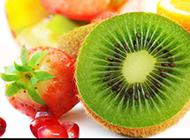 水果之王奇异果特写图片