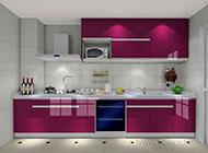 现代简约美观厨房橱柜效果图
