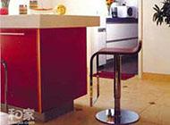 时尚实用的家庭吧台装修效果图