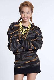 女歌手蔡依林成熟酷炫迷人组图