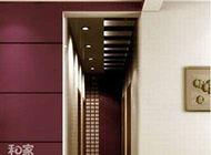 走廊之上的吊顶家庭装修效果图