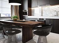 欧式简约大气现代家居装修风格