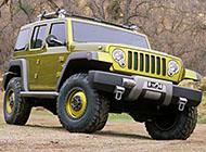 jeep汽车精美摄影图片