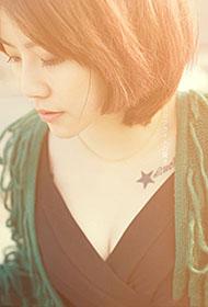 甜美少女优雅夏日唯美风格写真