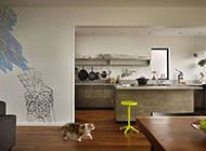 现代豪华西雅图住宅设计效果图