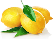 生津健胃的柠檬水果图片