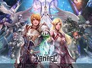 热门网络游戏《天堂Ⅱ》精美壁纸