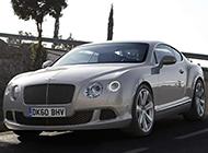 完美无瑕的宾利欧陆GT跑车图片
