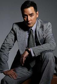 吴彦祖写真图片 尽显成熟男人风范