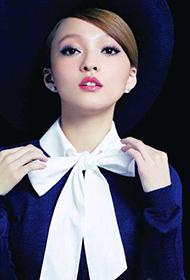 台湾歌手张韶涵最新魅惑写真