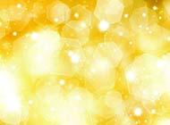 纯金色耀眼炫光背景图片大全