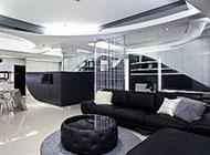 现代时尚大空间隔断精美装修设计风格欣赏