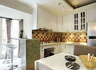 美式厨房田园风格设计效果图