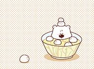 小囧熊萌萌哒卡通动漫图片赏析