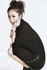 日本最漂亮的女明星上户彩尽显成熟风韵
