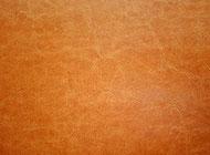 土黄色皮革面料背景高清图片素材