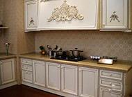 欧式小户型厨房现代装修效果图欣赏