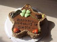 意大利甜点提拉米苏创意美食超萌图片